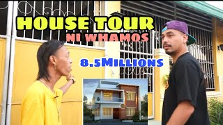 HOUSE TOUR ni whamos