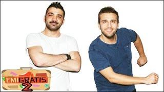 Emigratis 2: Protagonisti della 3^ puntata del 27 marzo 2017