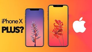 iPhone X PLUS LEAKS! Orders Have Been Placed! thumbnail