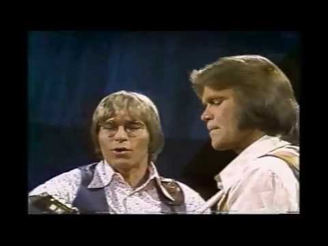 Glen Campbell & John Denver - DON'T IT MAKE YOU WANT TO GO HOME mp3
