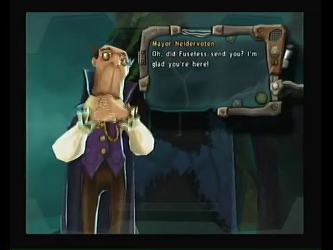 """""""Monster Lab"""" (Playstation 2) gameplay, first hour, no commentary"""