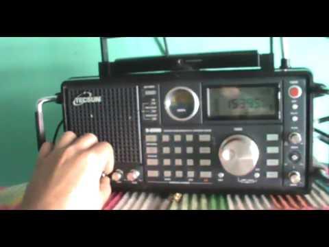 15395 kHz Athmeeya Yatra Radio (GFA) via Nauen | Germany ( Shortwave band 19 meters )