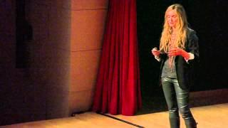 Following Instinct: Amaryllis Fox at TEDxTeen