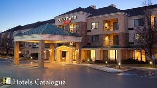 Courtyard Salt Lake City Layton - Hotel Overview - Hotel in Layton, Utah