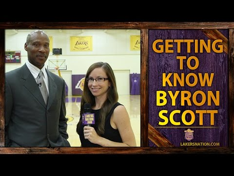 Lakers Nation Interviews Byron Scott: New Head Coach Chats 18 Year Old Kobe