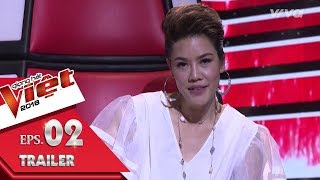 The Voice : Giọng Hát Việt 2018 Tập 2 ( Mùa 5 )