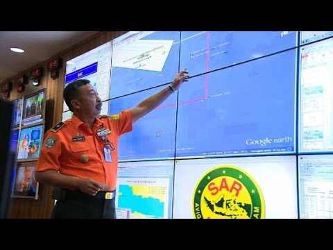 Inside the AirAsia search command center