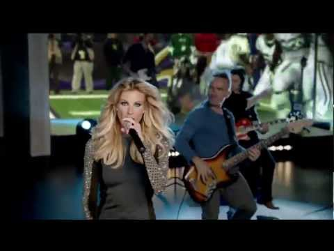Faith Hill - Sunday Night Football 2012