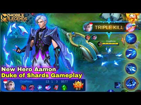 New Hero Aamon