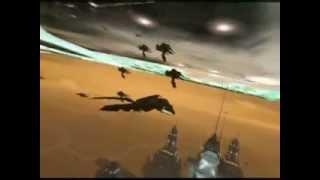 Anarchy Online Alien Invasion E3 Trailer