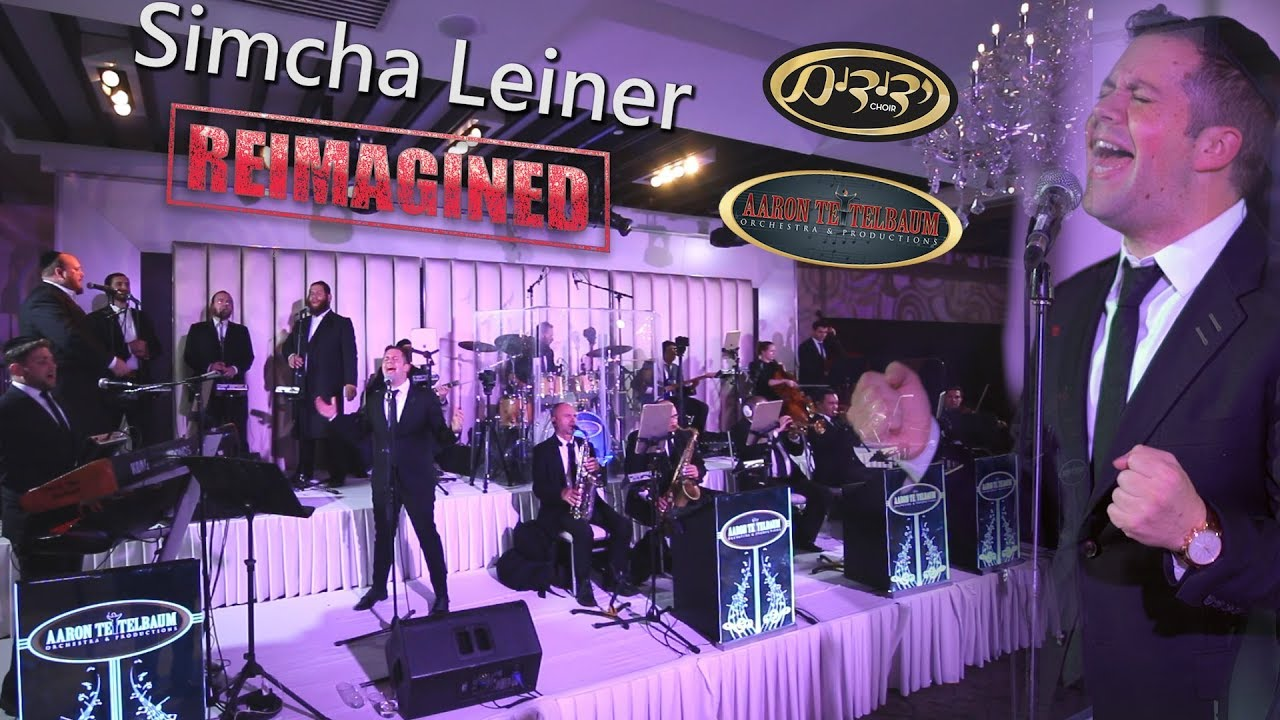 "Simcha Leiner & Yedidim Choir ""ABBA""An Aaron Teitelbaum Production"