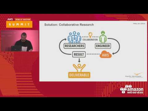 How Pacific Northwest National Laboratory Uses AWS to Enable Data Science & Research (125993)