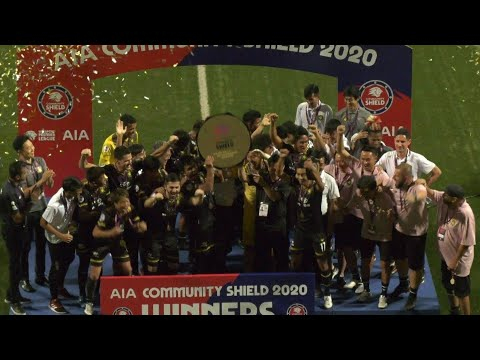 2020 AIA Community Shield: Tampines Rovers Vs Hougang United