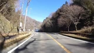 H290204 国道246号線清水橋交差点~丹沢湖玄倉