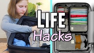 Travel hacks with Hope Marie! (Because I'm going on another vacation :  )