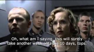 Hitler finds out about Notre Dame's academic fraud scandal