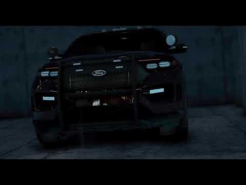 2020 Ford Police Utility Interceptor