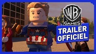 LEGO Marvel's Avengers - Pack De Personnages Captain America: Civil War et Ant-Man - Playstation