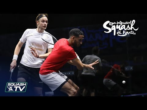 Squash: Men\'s Final Roundup - Squash de Nantes 2018