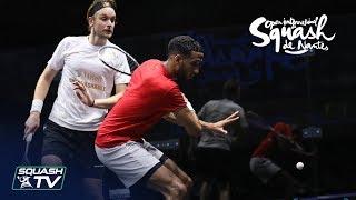 Squash: Men's Final Roundup - Squash de Nantes 2018