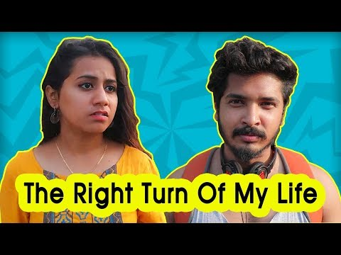 The Right Turn Of My Life  Marathi Cine Production