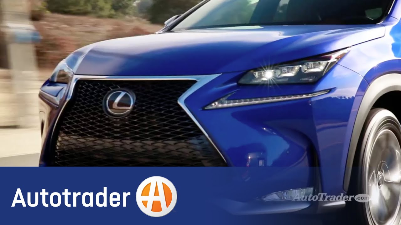 2015 Lexus NX 200t 5 Reasons to Buy