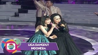 Lesti & Rita Sugiarto - Goyah | LIDA Konser Sosmed