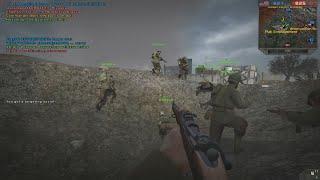 Forgotten Hope 2 Point du Hoc gameplay