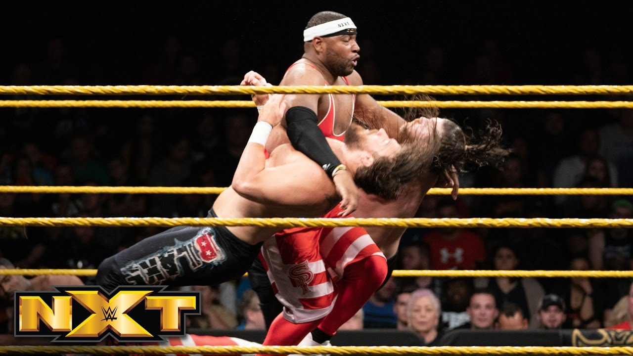 Street Profits vs. Forgotten Sons: WWE NXT, June 26, 2019
