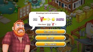Hay Day Gameplay   Level 143 🌿 screenshot 4