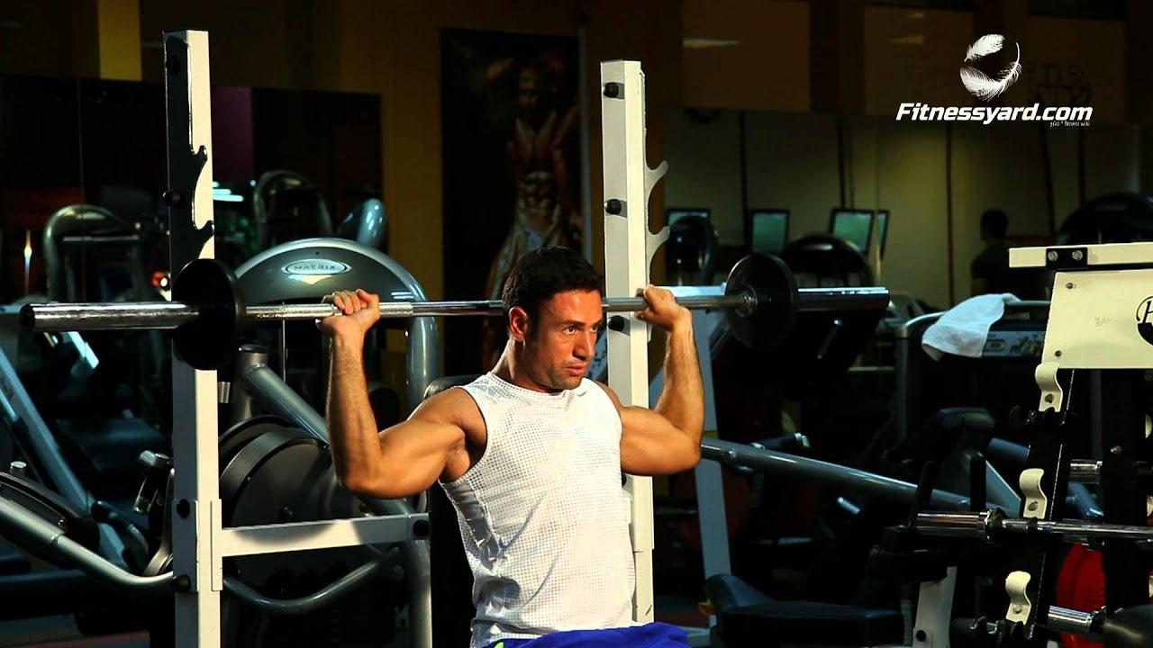 Tập luyện cơ vai sắn chắc dễ bị chấn thương nhất - Bạn có biết?