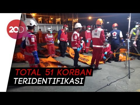 186 Kantong Jenazah Korban Lion Air Sudah Diterima RS Polri Mp3