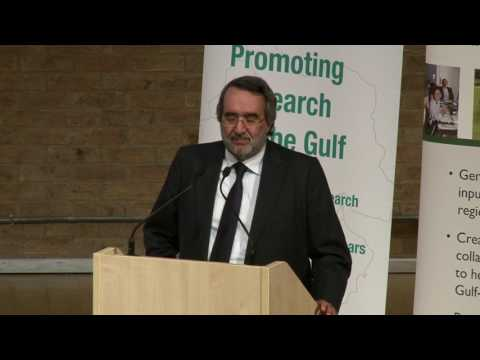 Gulf Research Meeting 2017 Cambridge UK