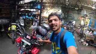 Kerala to Europe | EP:02| Bangalore to Kolhapur 700km ride,