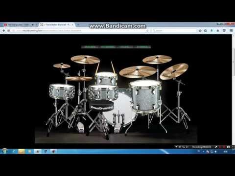 The Changcuters - Main Serong (My Virtual Drum)