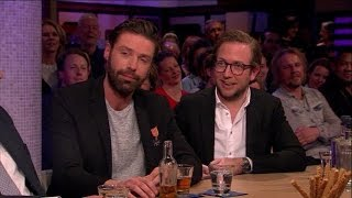 De leukste Mama Appelsapjes van Timur & Ramon - RTL LATE NIGHT