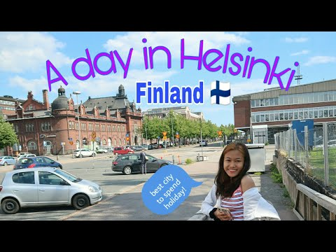 Summer holiday?Lets go to Helsinki!Finland 🇫🇮