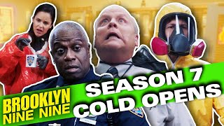 Best Season 7 Cold Opens | Brooklyn Nine-Nine