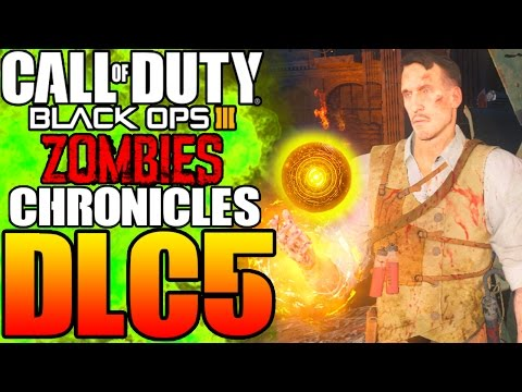Thumbnail: BO3 DLC5 | ZOMBIES CHRONICLES DLC5 | EVERYTHING WE KNOW! | BLACK OPS 3 ZOMBIES