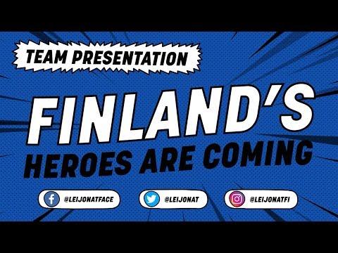 Finland Team Presentation | #IIHFWorlds 2018