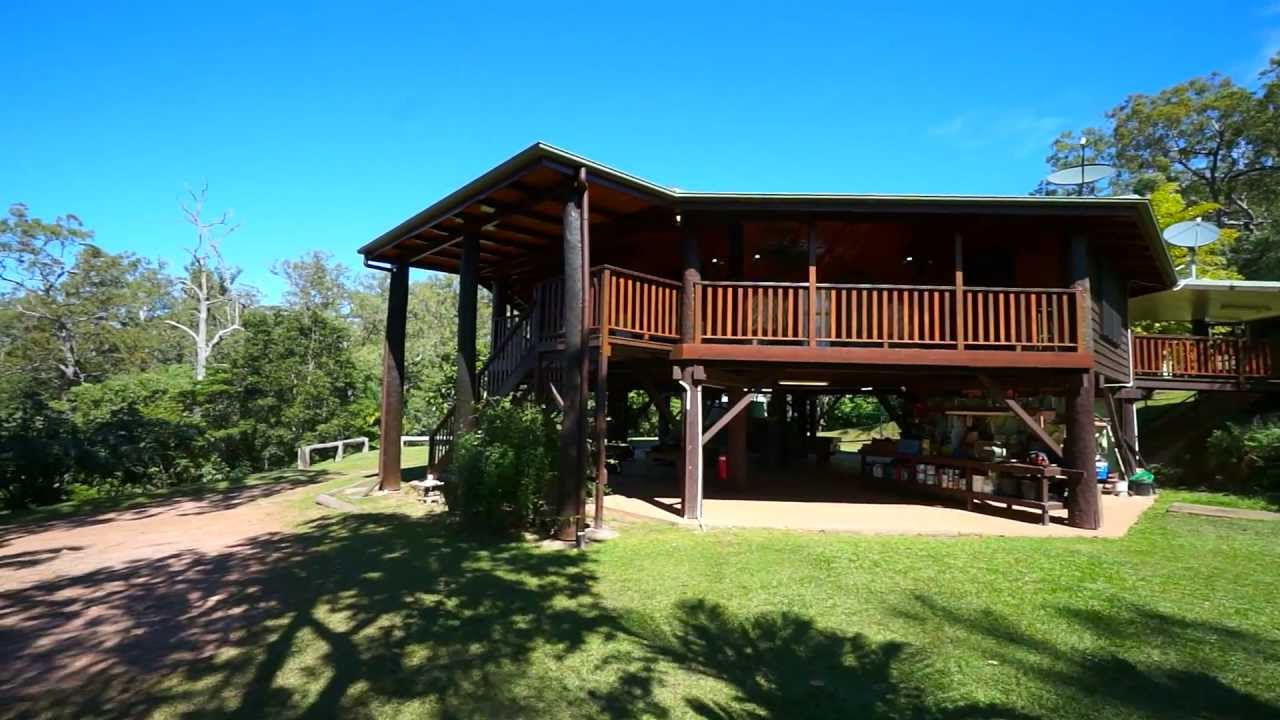 tropical paradise home bloodwood road bloomfield queensland youtube
