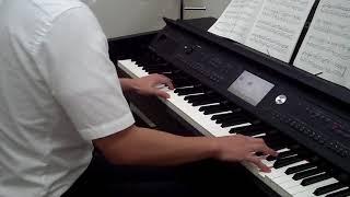 ピアノでSEKAI NO OWARIのRAINを弾いてみました。 しっとりした曲調で始...
