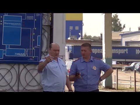 НЕ грамотный глава Раменского ГИБДД Стройков