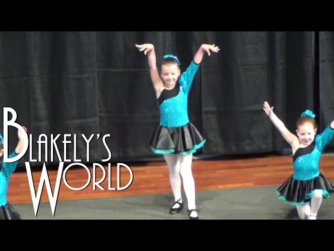 Blakely's Tap Dance Recital