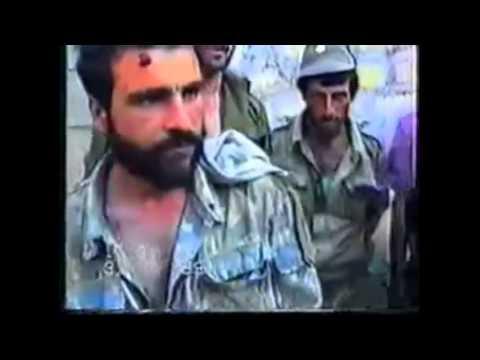 Aрмянин попал в плен в Карабахе  (Captured Armenian In Karabakh)