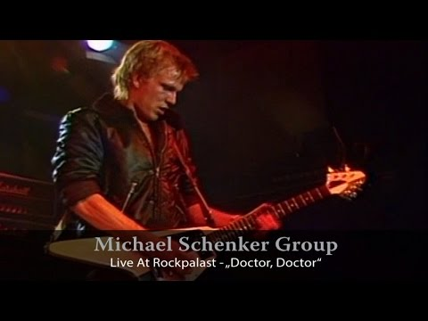 Michael Schenker Group - Live At Rockpalast - Doctor Doctor (Live Video)