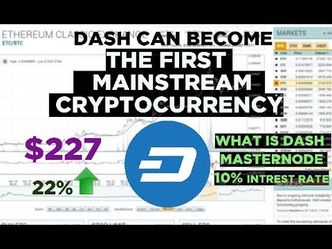Will cryptocurrency become mainstream