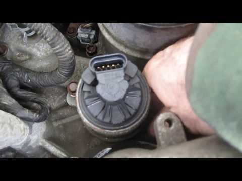 Ford 6.0 EGR cleaning