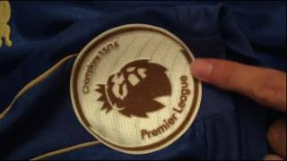 ELMONTYOUTHSOCCER.COM - LEICESTER CITY 16/17 HOME JERSEY - UNBOXING GREAT REVIEW!!!