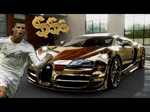 Top 15 Footballers Cars 2016 HD including Ronaldo, Iniesta and more!